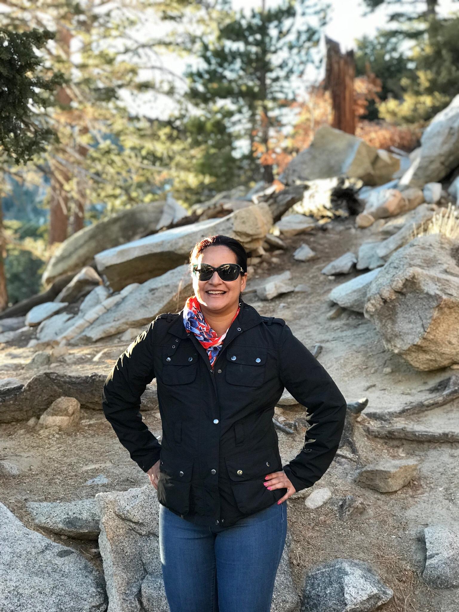 Marisa Mount San Jacinto State Park, CA