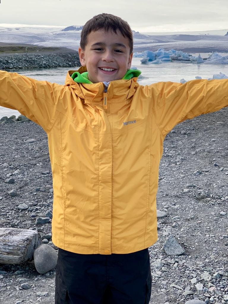 Jökulsárlón, Iceland aka The Iceberg Lagoon